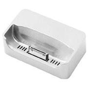 BI-CRA30/WH [iPhone/iPod用スタンド型充電器 ホワイト]