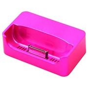 BI-CRA30/P [iPhone/iPod用スタンド型充電器 ピンク]