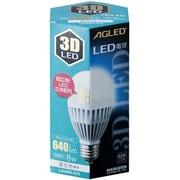 LDA8N-G/3 [LED電球 E26口金 昼白色相当 640lm 3D(LED立体配列)モデル]
