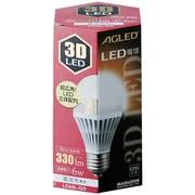 LDA6L-G/3 [LED電球 E26口金 電球色相当 330lm 3D(LED立体配列)モデル]