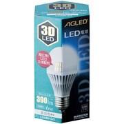 LDA6N-G/3 [LED電球 E26口金 昼白色相当 390lm 3D(LED立体配列)モデル]