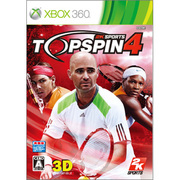 TOP SPIN 4(トップスピン) [Xbox360ソフト]
