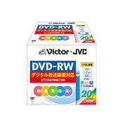 VD-W120PX20 [録画用DVD-RW 120分 1-2倍速 CPRM対応 20枚]