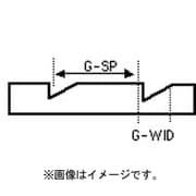 K 60EG2040 [プラシートVグルーブ]