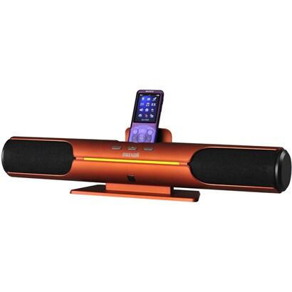 MXSP-1200WM.OR [WM-PORT搭載ウォークマン対応アクティブスピーカー オレンジ]