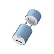 ACA-IP12BL3 [USB ACアダプタ ブルー]