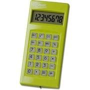 DX-140GR [G-touchイルミネーション 携帯電卓 8桁 グリーン]