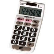 YD-360 [やさしい電卓 ポケットサイズ 8桁]