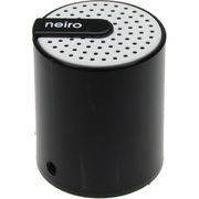 neiro(BK) [アンプ内蔵スピーカー ブラック]