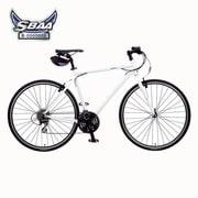 B-PSS53F [自転車(700C) クリスタルホワイト SREE(エスリー) S7 530mm]