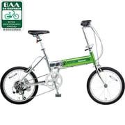 B-TW872AG [自転車(18×HE1.5) ウイングライムグリーン ライトウィング]