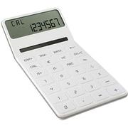 LC59 [電卓 ELA DESK TOP 10桁 ホワイト]