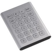 LC66 [スライド液晶式 8桁電卓 JET CALCULATOR アルミニウム]