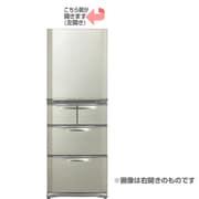 SR-S40UL(N) [冷蔵庫(400L・左開き) シャンパンゴールド]