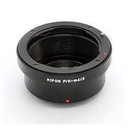 PK-M4/3 [マウントアダプター レンズ側:ペンタックスK ボディ側:マイクロフォーサーズ]