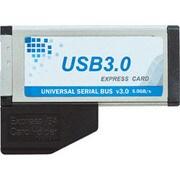 PITAT-USB3.0/EC34 [USB3.0対応 Expressカード接続 インターフェイスカード]