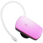 LBT-MPHS400PN [Bluetooth 3.0 対応 ハンズフリーヘッドセット 携帯電話向けモデル ピンク]