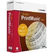PrintMusic 2011 [Windows&Macソフト]
