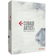 CUBASE ARTIST 6 通常版 [Windows&Macソフト]