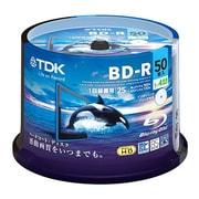 BRV25PWB50PA [録画用BD-R 追記型 1-4倍速 片面1層 25GB 50枚 インクジェットプリンター対応]