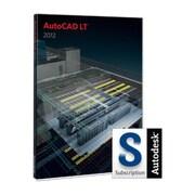 AutoCAD LT 2012 アップグレード from AutoCAD LT 2009-2011 サブスクリプションバンドルパック [Windowsソフト]
