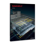 AutoCAD LT 2012 コマーシャル 新規 [Windowsソフト]