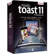 Roxio Toast11 TITANIUM [Macソフト DivX(ディビックス)対応]