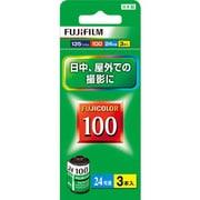 FUJICOLOR 100 [フジカラー 24枚撮り 3本パック]
