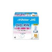 VD-W120VW10 [録画用DVD-RW 120分 1-2倍速 CPRM対応 10枚 インクジェットプリンター対応]