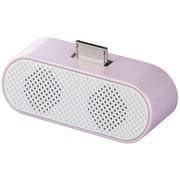 BSSP24WPK [Walkman用コンパクトスピーカー ピンク]