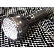 強力LEDライト65玉 電池&ケース付