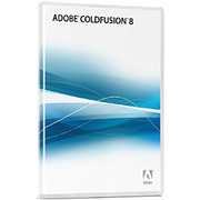ColdFusion 8.0 Standard 通常版 日本語 [Windows/Mac/Linux対応]