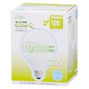 EFG25ED/20 [電球形蛍光灯 E26口金 100W電球タイプ 昼光色 エコデンキュウ G25形(20W)]