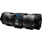 RV-NB70-B [iPod/iPhone対応パワードウーハーCDシステム]