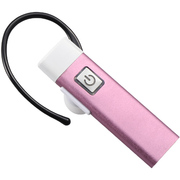 LBT-MPHS02PN [Bluetooth 2.1+EDR対応 ハンズフリーヘッドセット ピンク]