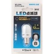 ELN-F01NB(W) [LED電球 E12口金 白色相当]