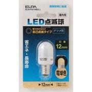 ELN-F01NB(L) [LED電球 E12口金 電球色相当]