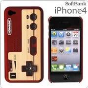 コントローラー型ハードケース(iPhone4) [iPhone 4S/4用ケース]