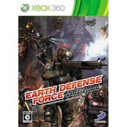 EARTH DEFENSE FORCE : INSECT ARMAGEDDON [Xbox360ソフト]