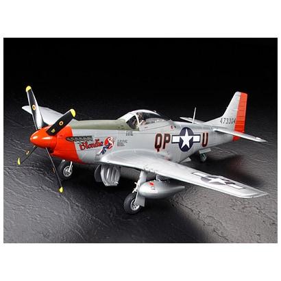 60322 ノースアメリカン P-51D マスタング [1/32 エアークラフトシリーズ]