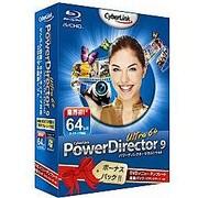 PowerDirector9 Ultra64 DVDメニューテンプレート増量パック [Windowsソフト]