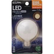 LDG1L-G-E17-G261 [LED電球 E17口金 電球色 45lm LED elpaball mini(エルパボール ミニ)]