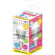LDA5L-H-E17 [LED電球 E17口金 電球色相当 410lm LIFELED'S]