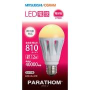 LDA12L-H/D [LED電球 E26口金 電球色相当 810lm PARATHOM(パラトン)]