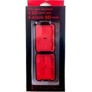 4SD/4microSD コンパクトカードケースB