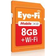 SB-EY01-8GSD Eye-Fi(アイファイ) Mobile X2 [SDHCカード CLASS6 8GB]