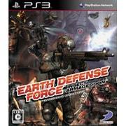 EARTH DEFENSE FORCE:INSECT ARMAGEDDON(アースディフェンスフォース インセクトアルマゲドン) [PS3ソフト]