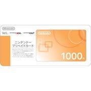 ニンテンドー プリペイドカード 1,000円