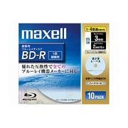 BR25VSKB.10S [録画用BD-R 片面1層 25GB 1-4倍速 ライトブルー 10枚]