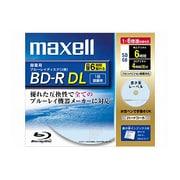 BR50VSKC.1J [録画用BD-R DL 片面2層 50GB 1-6倍 ライトブルー 1枚]